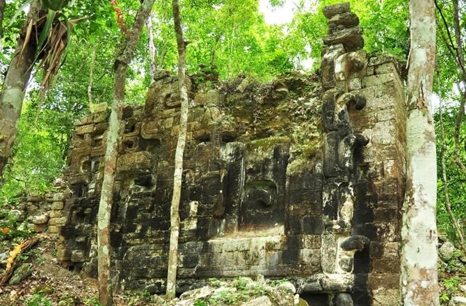 Nella giungla messicana sono state scoperte altre due città Maya