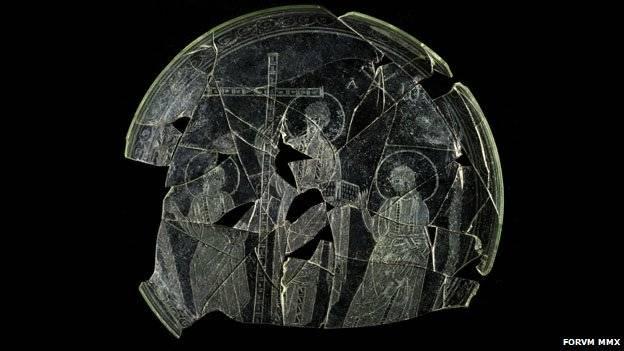 Trovata una tra le più antiche immagini di Gesù